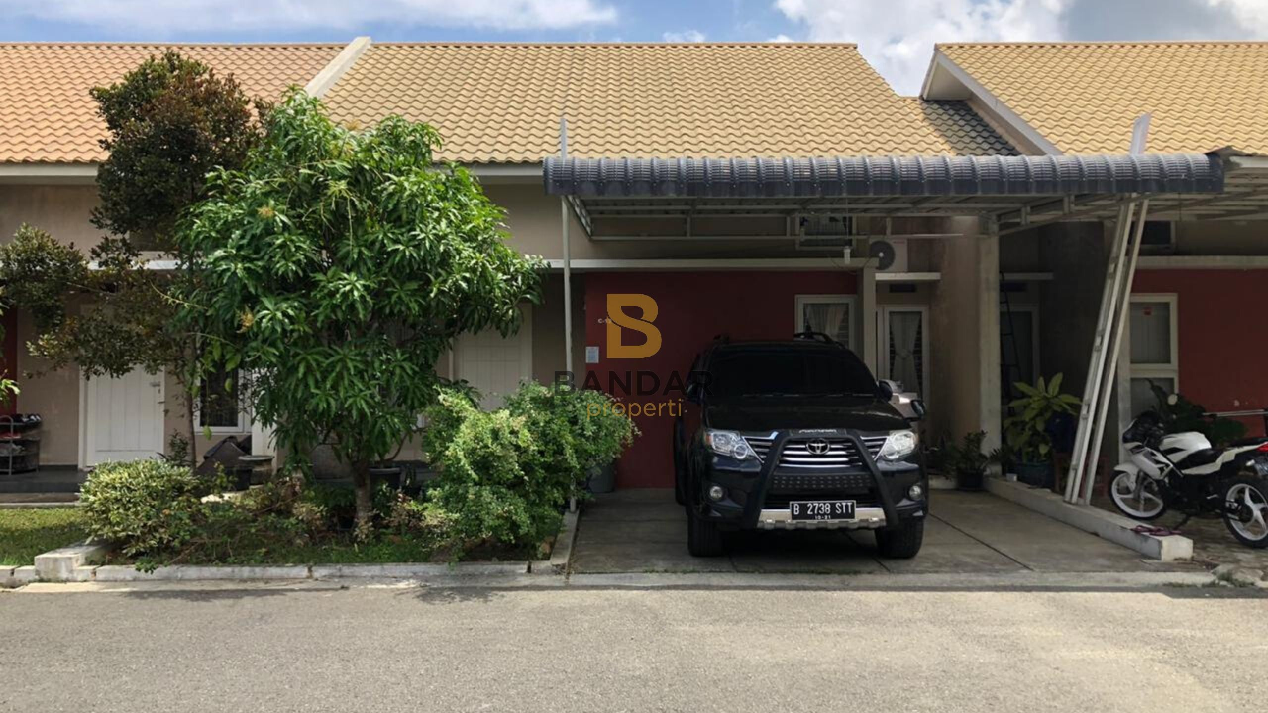 Cluster Jeumpet Residence Type 85